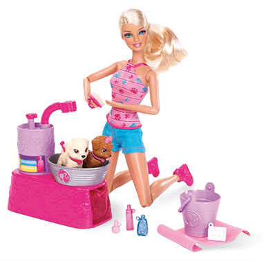 Barbie contact image
